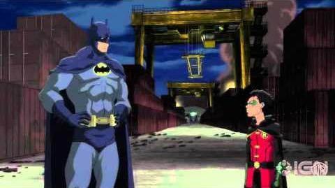 "Batman Bad Blood - ""2 Dates"" Exclusive Clip"