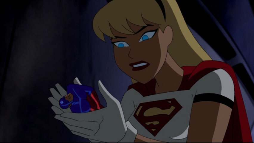 Pictures of Supergirl Justice League Unlimited Wiki - #rock-cafe