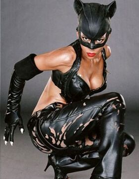 Catwoman Patience PHillips
