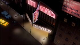DC Showcase Kitty Corner