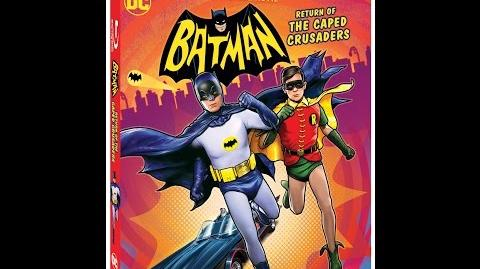 "Trailer - ""Batman Return of the Caped Crusaders"""