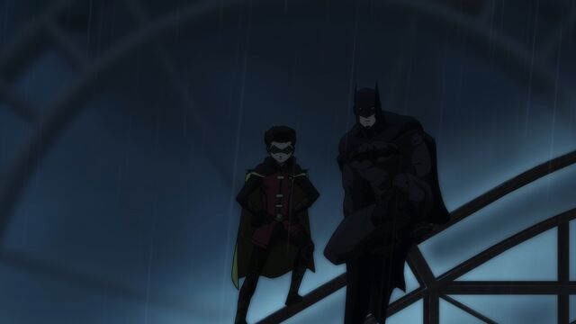 File:Damian and Batman.jpg