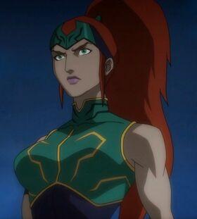 Liga de la Justicia Trono de Atlantis 6