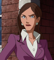 Lois Lane in (Superman vs. The Elite).png
