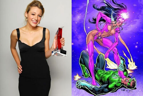 Blake Lively as Star Sapphire