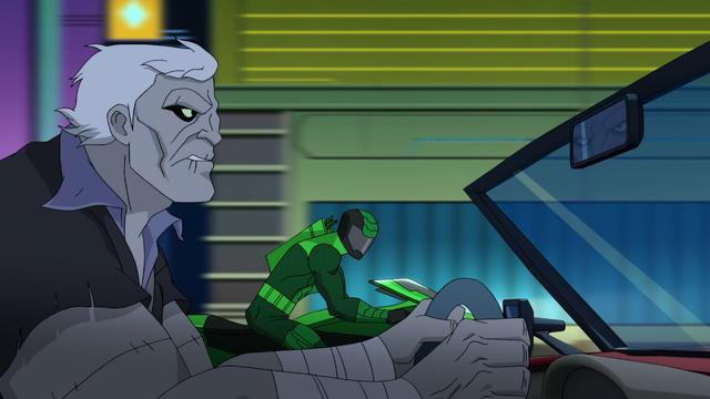 File:Green Arrow & Solomon Grundy BMUMM.png