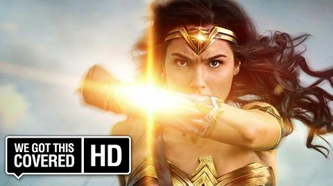"Wonder Woman ""Cleaning House"" Clip HD Chris Pine, Gal Gadot, Robin Wright"