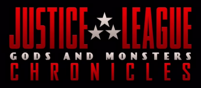 File:Justice League Gods and Monsters Chronicles logo.png