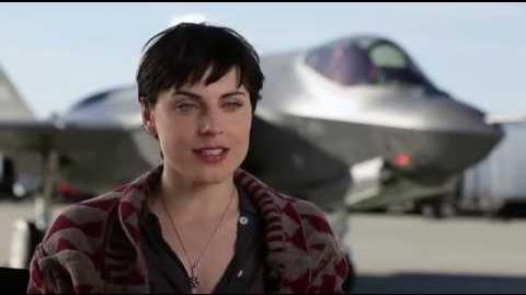 Man of Steel Interview - Antje Traue