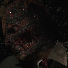Two-Face dies.