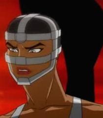 Lashina (Superman Batman Apocalypse)