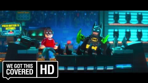 """The LEGO Batman Movie """"Reggae Man"""" Clip HD Rosario Dawson, Zach Galifianakis, Will Arnett"""