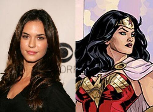 Odette Yustman Wonder Woman