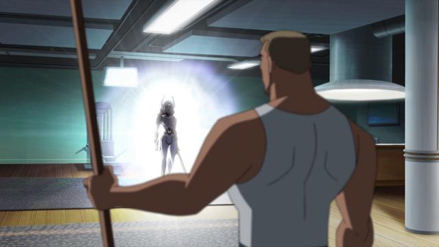 File:Wonder Woman's entrance JLG&M.png