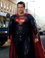 MoS Superman in Metropolis