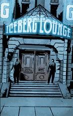 Iceberg Lounge comics