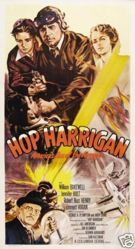 Hop Harrigan serial