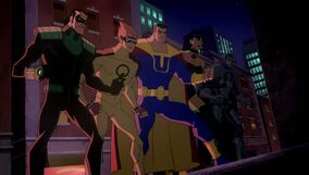 Crime syndicate crisis two worlds
