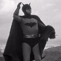 Robert Lowery as Batman