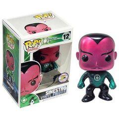 Metallic Sinestro