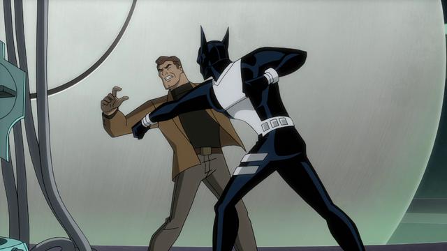 File:Batman takes on Magnus JLG&M 1 .png