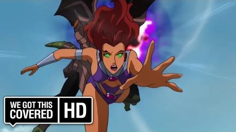 Teen Titans The Judas Contract Official Trailer 1 HD Christina Ricci, Taissa Farmiga