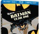 Batman: Year One Home Video