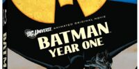 Batman: Year One Home Video