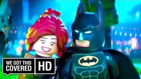 "The LEGO Batman Movie ""First Date"" TV Spot HD Will Arnett, Rosario Dawson, Ralph Fiennes"