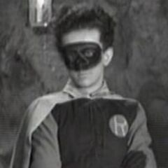 Douglas Croft as Robin