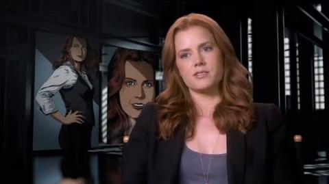 "Batman V Superman ""Lois Lane"" Behind The Scenes Interview - Amy Adams-0"