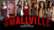 Smallville's lois Lane-series