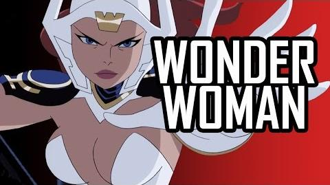 Justice League: Gods and Monsters Chronicles Episode 1.03: Big