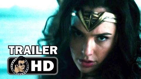 WONDER WOMAN - Official Trailer 2 Sneak Peek (2016) Gal Gadot Superhero Movie HD