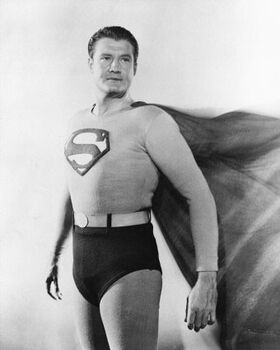 Superman george