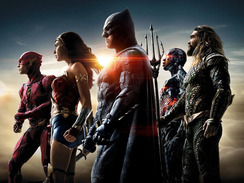 Justice League 2017 Movie 4k Hd Desktop Wallpaper For 4k: Image - JusticeLeague-lineup.png