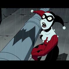 Harley Quinn when the Joker died.
