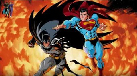 SUPERMAN BATMAN PUBLIC ENEMIES THEME SONG