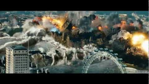 Justice League Trailer 1