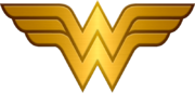Metalic wonder woman logo request by kalel7-d6h6uaf
