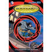 Batman Incorporated Demon Star