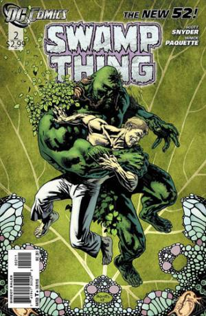Swamp Thing Vol 5 2