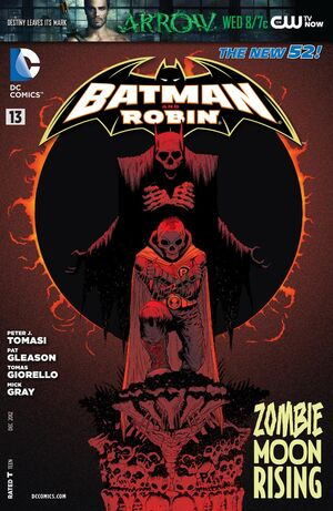 Batman and Robin Vol 2 13