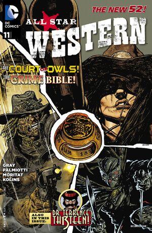 All-Star Western Vol 3 11