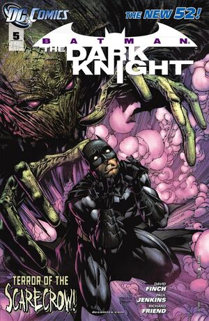 Batman The Dark Knight Vol 2 5