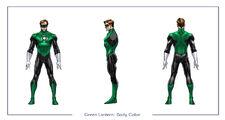 GreenLantern body color
