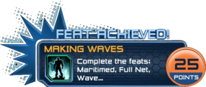 Feat - Making Waves