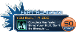 Feat - You Built A Zoo