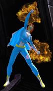 Fiery Weapon