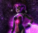 Impassioned Harley Quinn